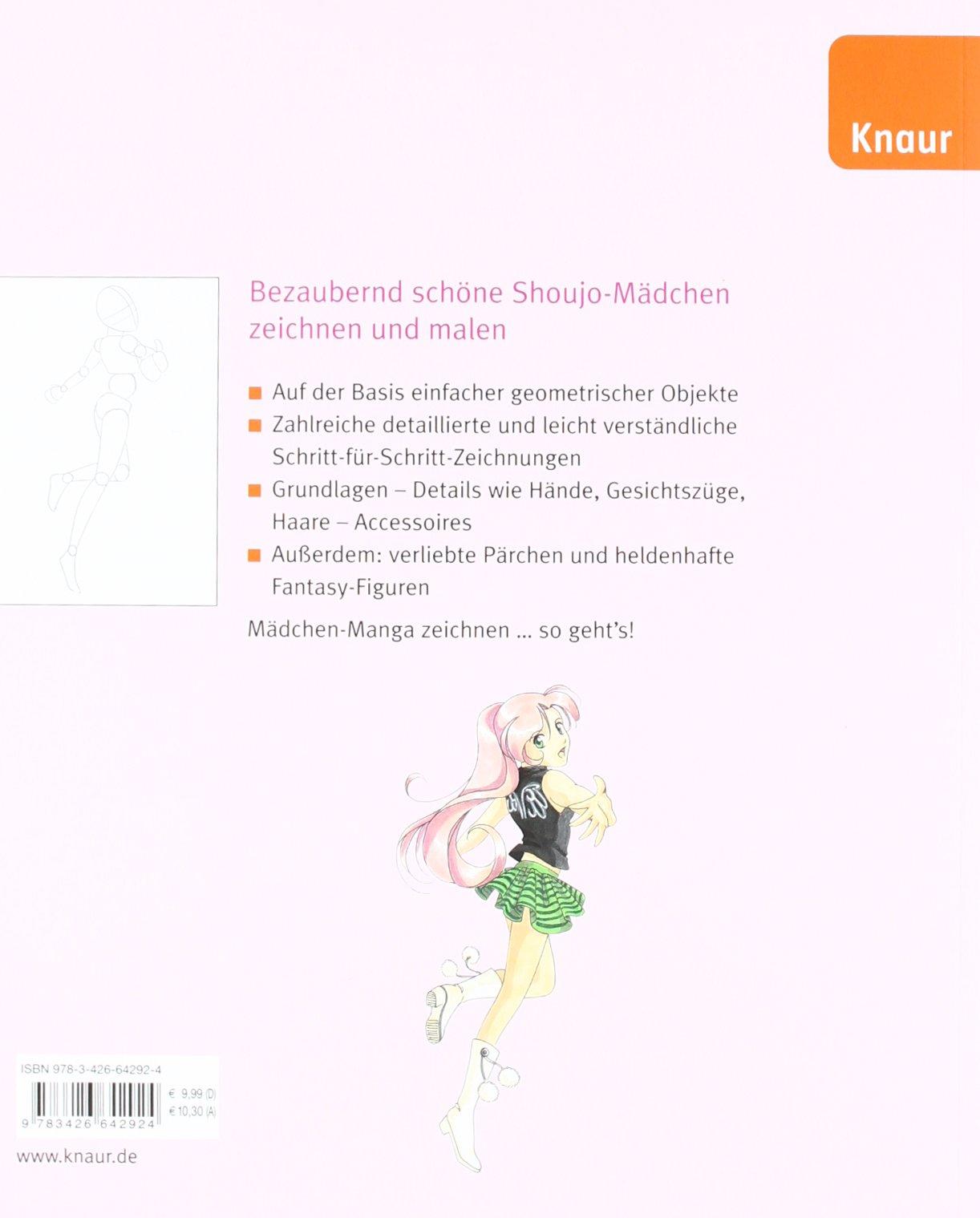 Shoujo Mangas Fur Einsteiger Charaktere Figuren Details Mit