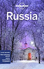Lonely Planet: The world's leading travel guide publisher Lonely Planet Russia is your passport to the most relevant, up-to-date advice on what to see and skip, and what hidden discoveries await you. Brush up on your Soviet and imperial histo...