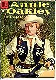 Annie Oakley and Tagg #10 1957-Dell-Gail Davis TV series photo cover-G-