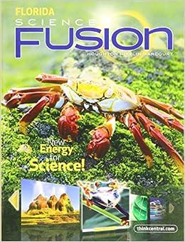 science florida fusion grade 5th textbook harcourt student edition social mifflin houghton amazon books studies united history flip