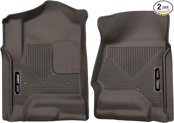 Husky Liner 31103 Classic Style Front Floor Liners For Chevrolet K2500//GMC K2500