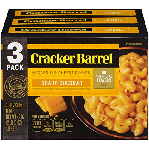 Looking for a cracker barrel macaroni and cheese prime? Have a look at this 2020 guide!