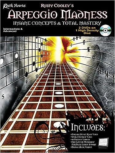 Arpeggio Madness - Insane Concepts and Total Mastery