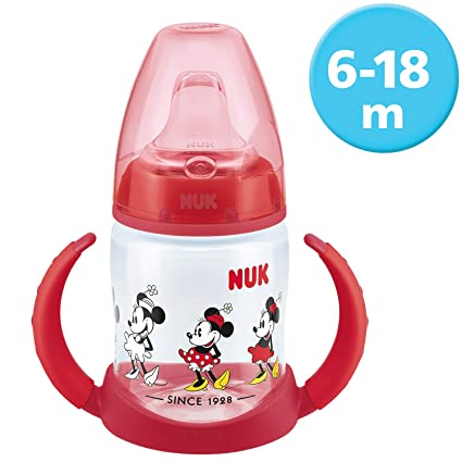 Mousselines Nuk First Choice Winnie the Pooh des apprenants Bec Bouteille en silicone