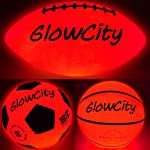 Glow-in-The-Dark Light Up LED Balls – Variety 3 Pack of Official