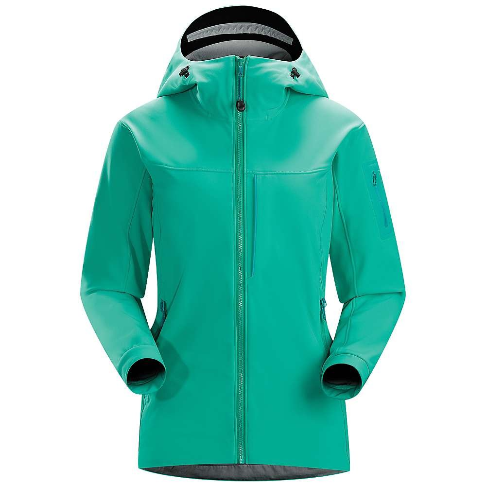 Arcteryx Gamma MX Hoody - Women's Seaglass Large by Arc'teryx