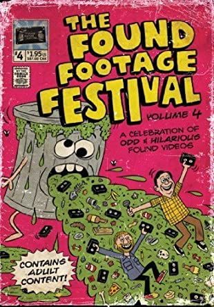 Amazon com: The Found Footage Festival: Volume 4 by Kino
