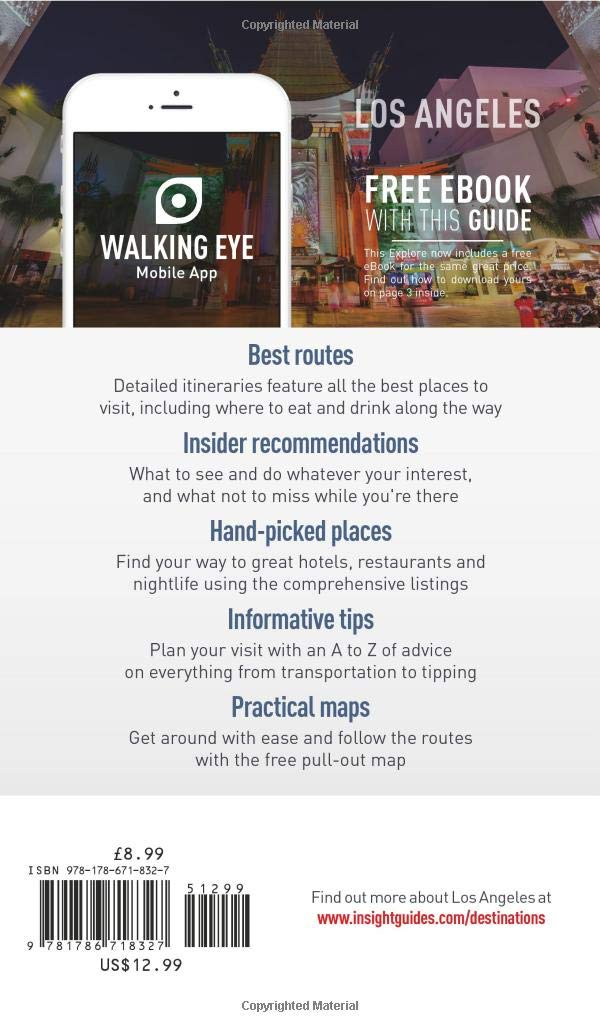 Insight Guides Explore Los Angeles Travel Guide with Free eBook ...