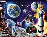 Larsen Apollo 11 Puzzle (50 Piece)