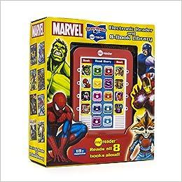 Marvel Me Reader Gift Set