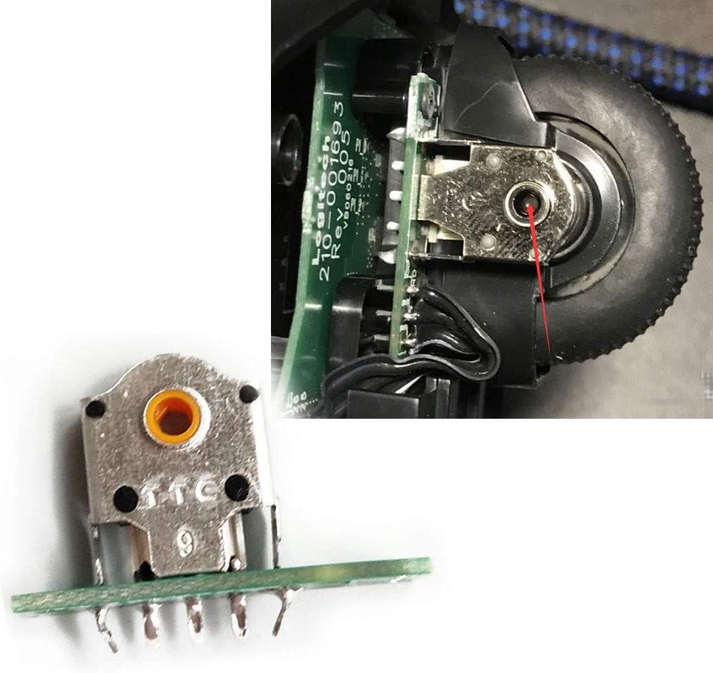 Pinhaijing Upgraded Version Mouse Wheel Encoder Decoder for logitech G403 G703 Mouse