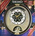 SEIKO Swarovski Melody in Motion Wall clock-2019 edition-QXM382BRH