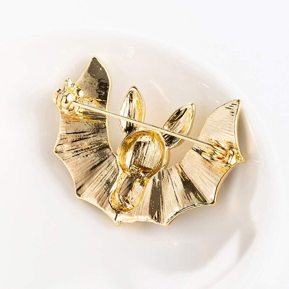 Mignon élégant Strass Femme cadeau Broche Fashion Jewelry PIN