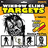 zombie bow targets - NXT GENERATION Zombie Window Cling Target