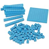 Learning Resources Base Ten Blocks Smart Pack,...