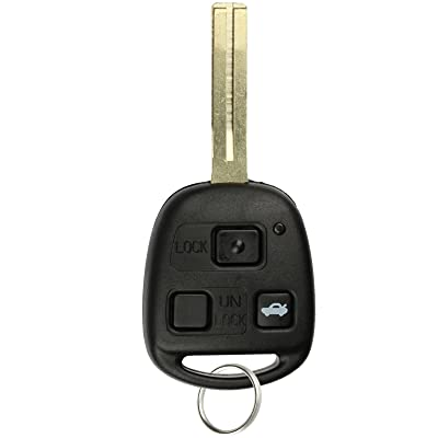 KeylessOption Keyless Entry Remote Control Car Key Fob Replacement for HYQ1512V: Automotive
