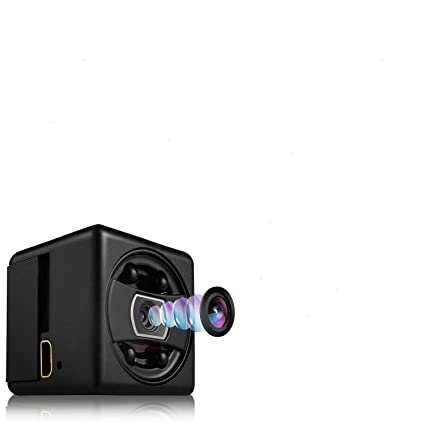 Mini Cámara Oculta De Espía-HD Cámara Secreta-1080P Pequeña Cámara De Seguridad Magnética