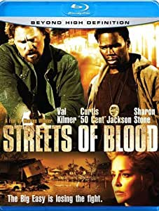 NEW Streets Of Blood - Streets Of Blood (Blu-ray)