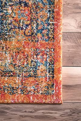 nuLOOM Persian Vintage Olivia Rug