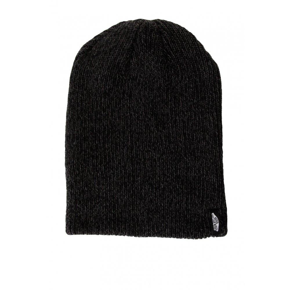 ea7c625e83c Vans Beanie Hat Black Heather Mismoedig Beanie B  Amazon.co.uk  Shoes   Bags