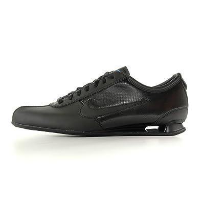 factory authentic d9167 c249e Nike Men s Shox Rivalry Trainers Black Size  8  Amazon.co.uk  Shoes   Bags