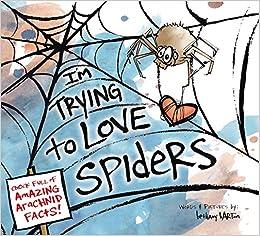 I'm Trying to Love Spiders: Barton, Bethany, Barton, Bethany: 9780670016938: Amazon.com: Books