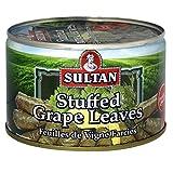 ziyad grape leaves - Sultan Stuffed Grape Leaves 14 Oz