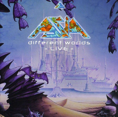 Different Worlds Live (Asia Live Cd)