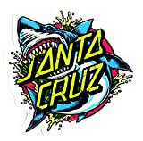 Santa Cruz Skateboard/Surf Sticker - Shark Dot