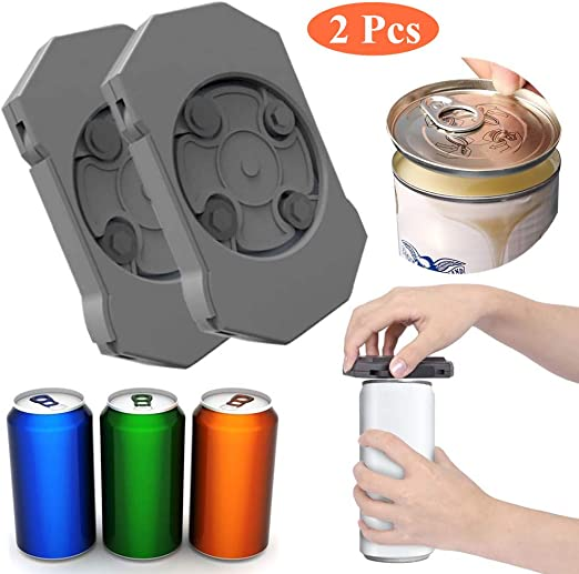 Go Swing Topless Can Opener Bar Safety Easy Manual Can Opener Kitchen Tool 1PC