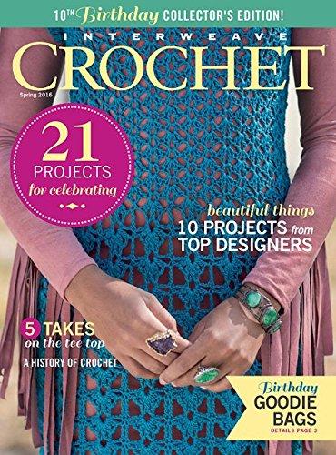 Interweave Crochet Magazine (Interweave Crochet (Magazine) Spring 2016)