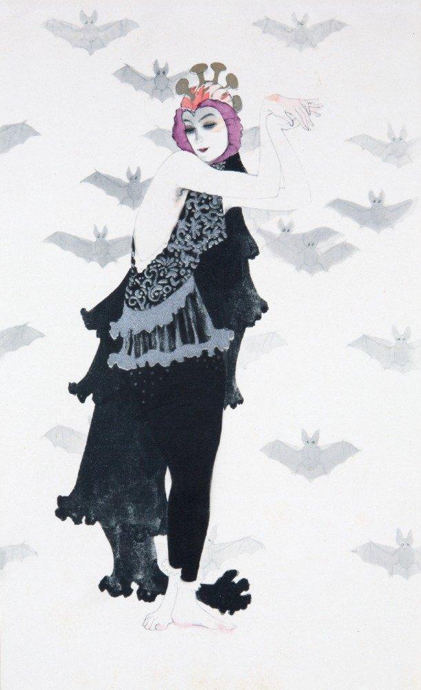 バレエund Pantomime Dヴィンテージポスター(アーティスト: Schnackenberg、Walter )ドイツC。1920 24 x 36 Giclee Print LANT-58099-24x36 B017ZKKMUK  24 x 36 Giclee Print