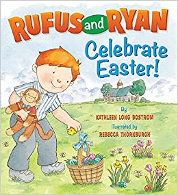 Image result for rufus and ryan celebrate easter