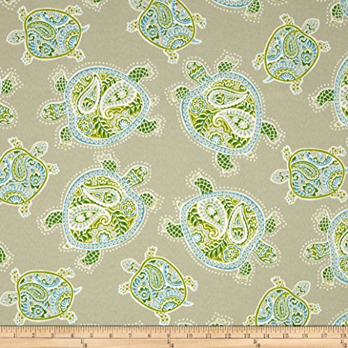Tommy Bahama Indoor/Outdoor Tranquil Turtles Jungle