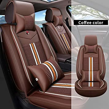 1 x CAR SEAT COVER PROTECTOR FOR Mercedes C B Class Waterproof Black