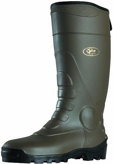 Netco Botas de Trabajo Soul Rebel jardín – Caqui Black-Soled – Fabricado en Francia: Amazon.es: Zapatos y complementos