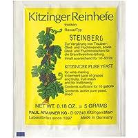 AlcoFermBrew Steinberg Yeast Kitzinger 50L - Activo seco