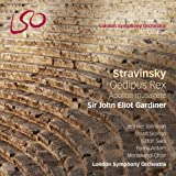 Stravinsky: Oedipus Rex, Apollon musagete
