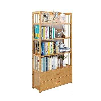 DIY cabinet Estantería de cajones Simple, estantería para ...