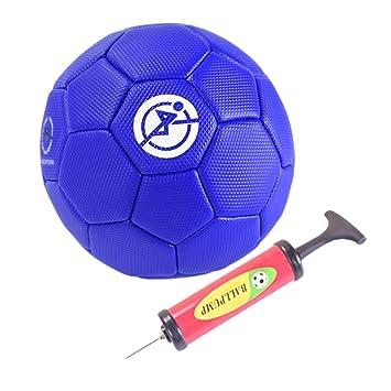 Balón de Fútbol Tamaño 2 para Niños Práctica de Habilidades ...