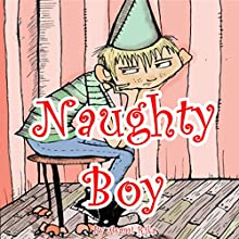 Naughty Boy Audiobook by Asami Rika Narrated by Tiffany Marz