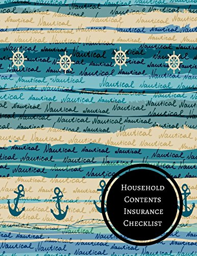 Household Contents Insurance Checklist