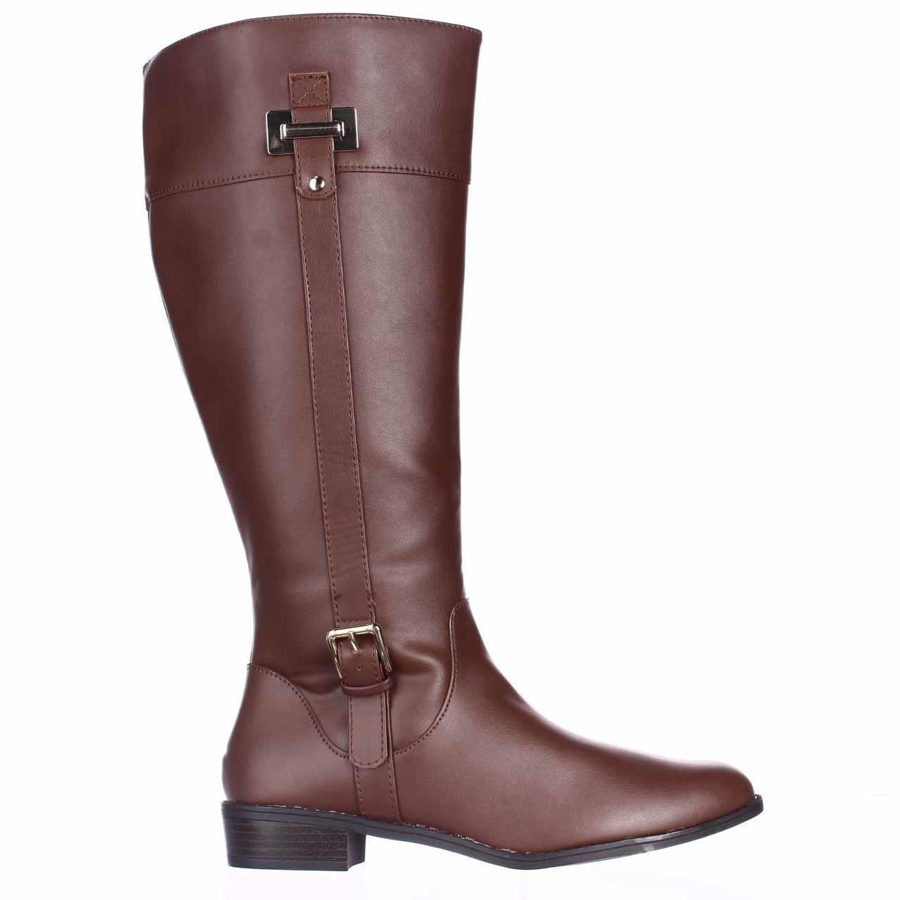 Karen Scott Womens Deliee Riding Boots