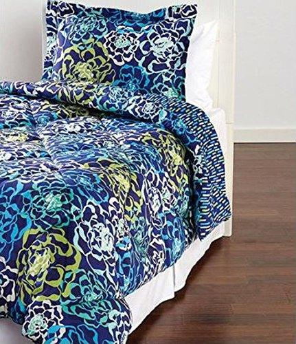 Vera Bradley Katalina Blues Full/queen Comforter Set (Vera Bradley Queen Bedding)