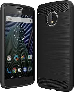 Protege tu teléfono, Para Motorola Moto G (5ª generación) Textura ...
