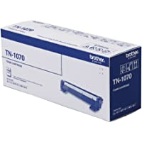 Brother Genuine TN1070 Printer Toner Cartridge, Black, Page Yield Up to 1000 Pages, (TN-1070)