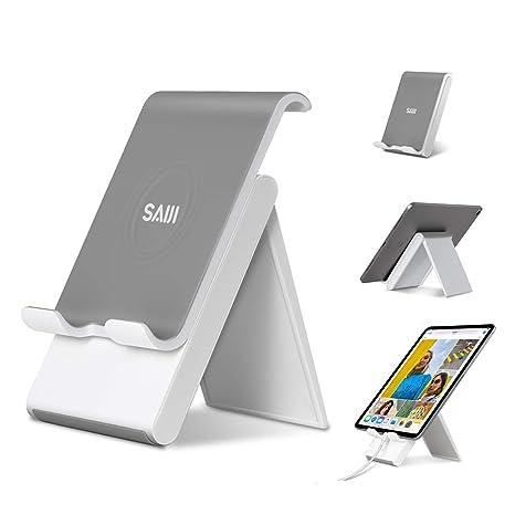 Amazon.com: SAIJI Soporte ajustable para tableta, soporte ...
