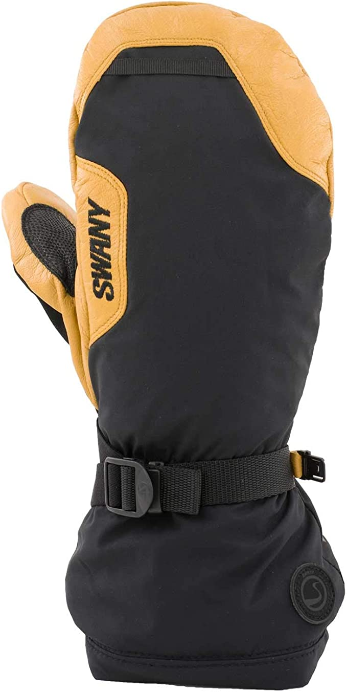 Swany Extreme 2-In-1 Mitten Mens Small