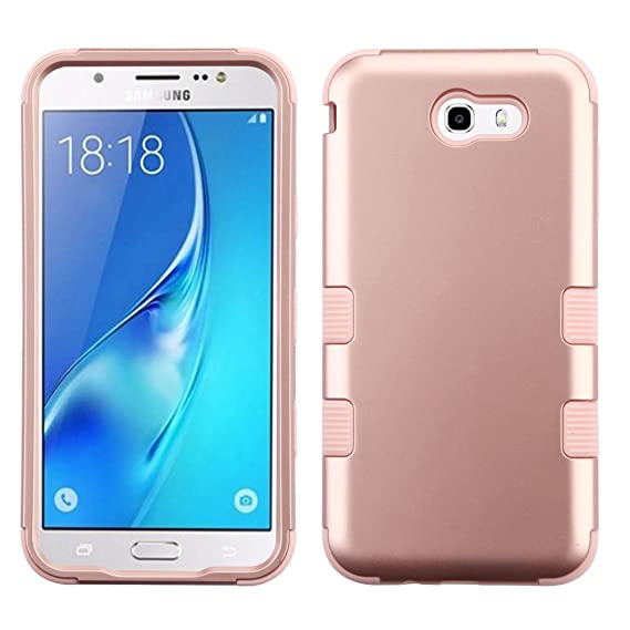 the latest d94c4 64761 Amazon.com: Kaleidio Case for Samsung Galaxy J7 Prime J727T (2017 ...