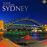 "Beautiful Scenic Photographs of Sydney Australia 2017 Monthly Wall Calendar, 12"" x 12"""